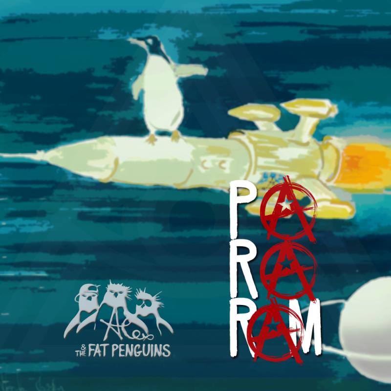 """Alex & The Fat Penguins lansează """"PARARAM"""""""