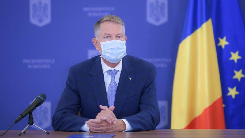Klaus Iohannis, de Ziua Pompierilor