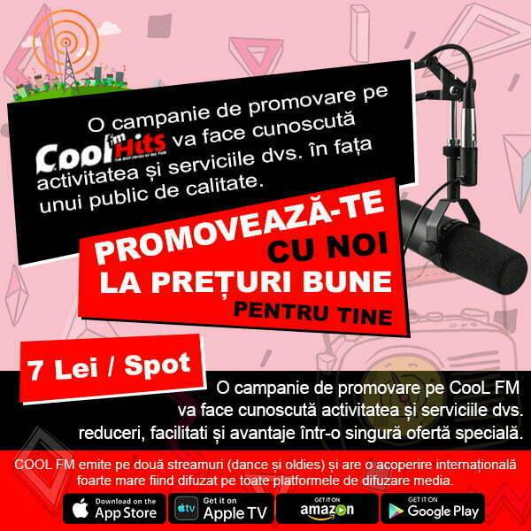 Publicitate CooL FM