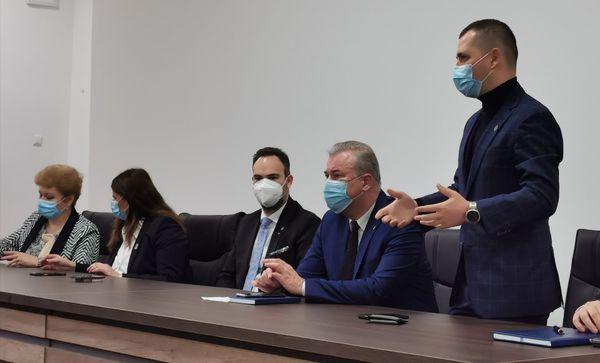 Reabilitarea unor Oficii ale Poștei Române din județ, obiectiv al senatorului PNL Călărași, Ciprian Pandea