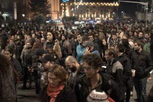Lipsa de empatie solidarizează protestatarii anti-restricții