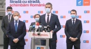 Florin Cîțu nu mai are susținerea Alianței USR PLUS pentru rămânerea în funcția de prim-ministru