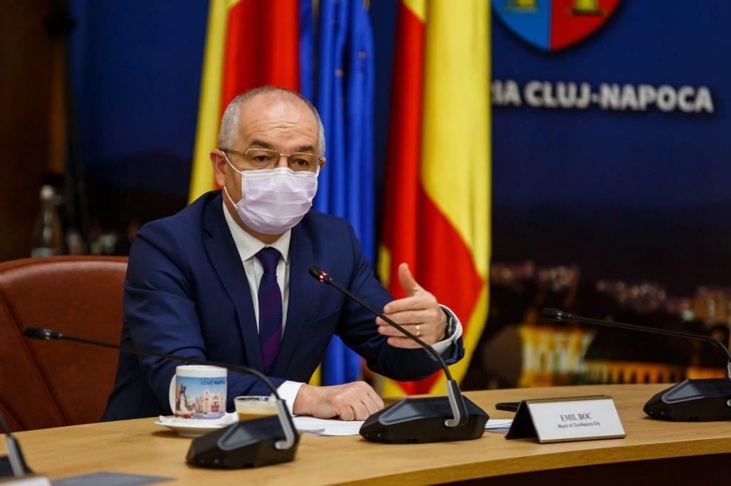 Primarul Emil Boc, președintele Asociației Municipiilor din România, a spus că va susține în comisia națională care stabilește măsurile de relaxare a pandemiei COVID condiționarea participării la festivaluri. Vaccinarea este soluţia.