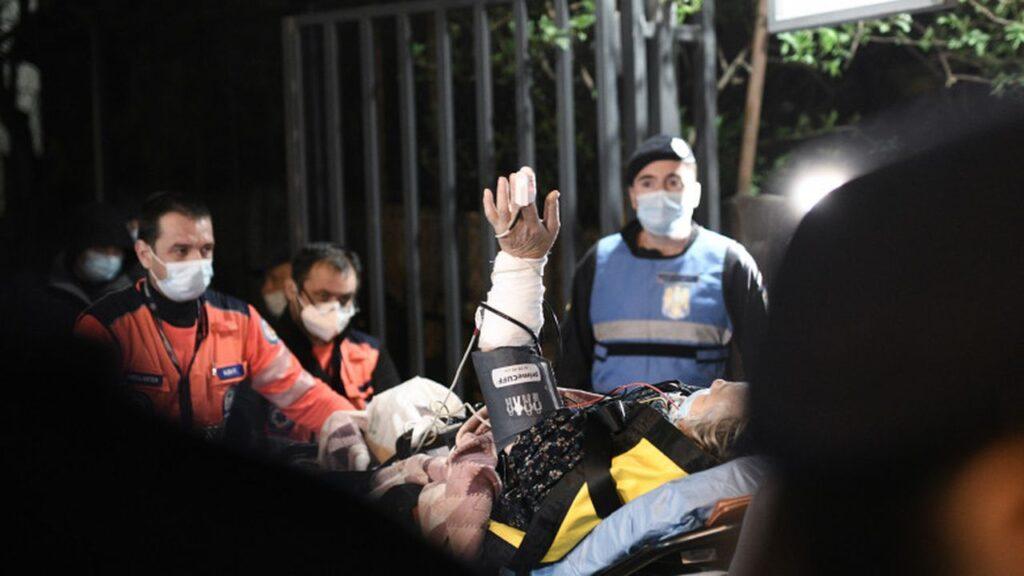 Spitalul de Ortopedie Foișor a fost evacuat, vineri seară, pacienții fiind trimiși acasă sau la alte spitale. Spitalul se transformă în spital COVID.