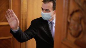Ludovic Orban recidivează în nerespectarea regulilor antiepidemice | VIDEO